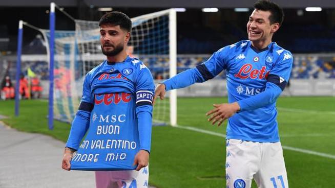 Napoli-Juventus 1-0: decisiva la rete di Insigne