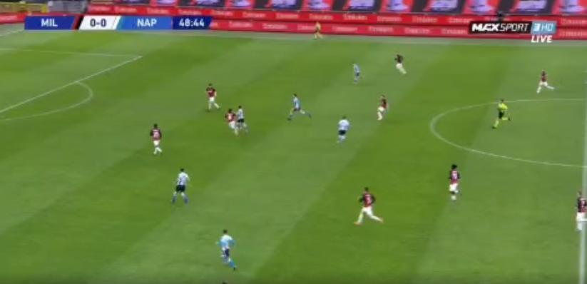 Milan -Napoli 0-1, gol Politano: azzurri in vantaggio a San Siro (VIDEO)
