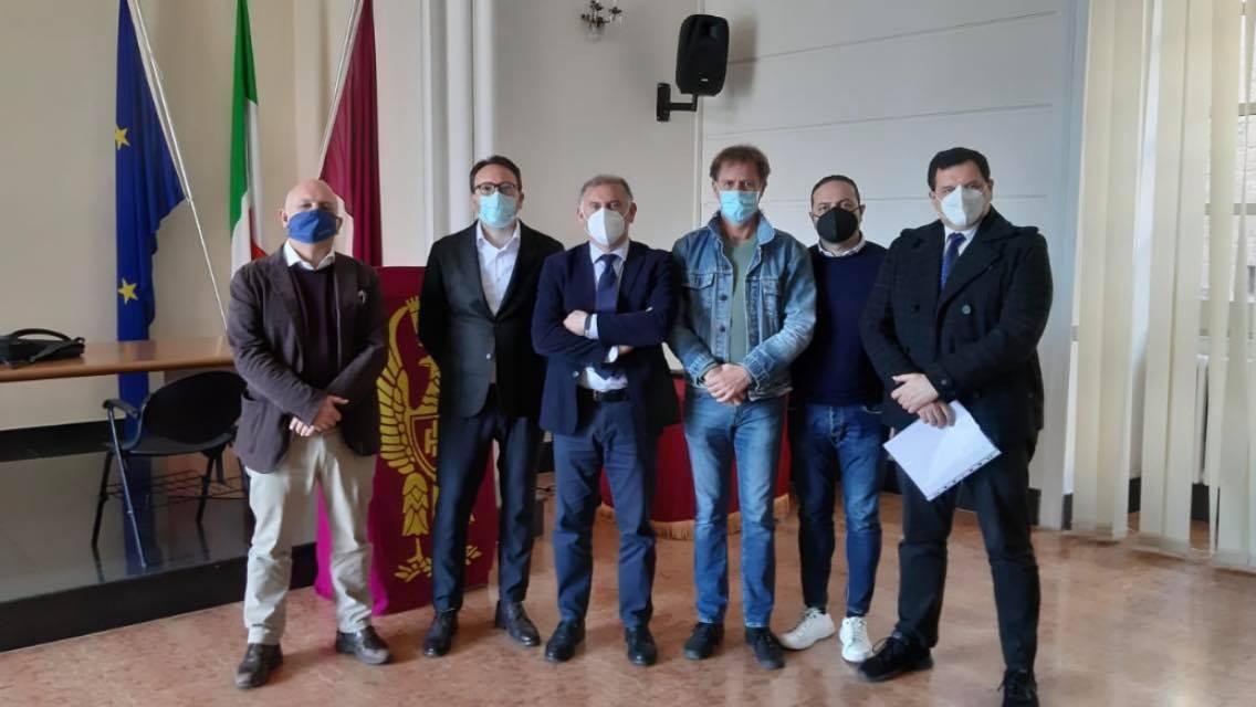 L'EVENTO. Cambio al vertice della Consap di Napoli: Sergio Conte subentra a Stefano Guarino