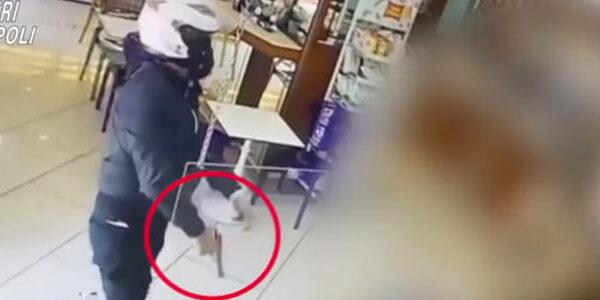 Afragola, assaltata la pasticceria Tucci: ladri in fuga