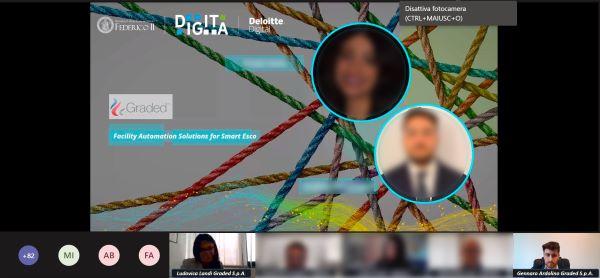 Digita Academy Napoli, Graded propone una sfida con IoT, Blockchain e realtà aumentata