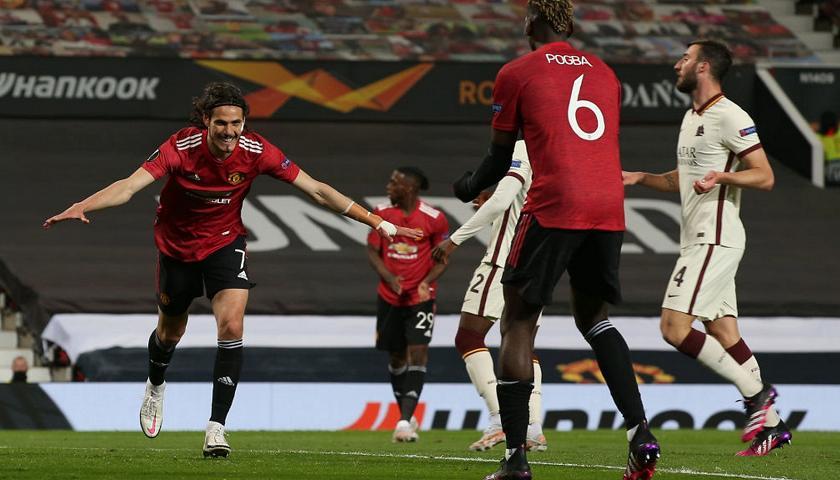 Europa League – Disastro Roma, a Manchester finisce 6-2 per i Red Devils