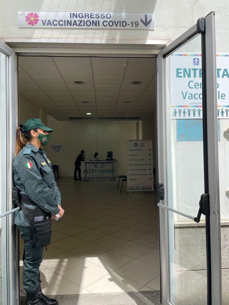 Frattamaggiore, una nuova sede per il centro vaccinale