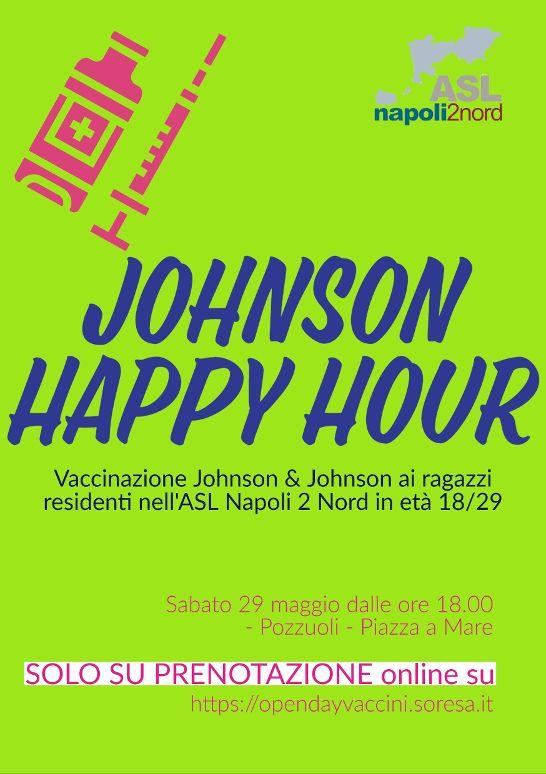 """Vaccinazioni anticovid, scatta l'ora per i 18enni: in riva al mare """"Johnson Happy Hour"""""""