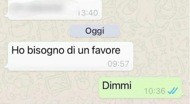 Truffa Whatsapp: attenzione anche ai messaggi ricevuti dai vostri amici