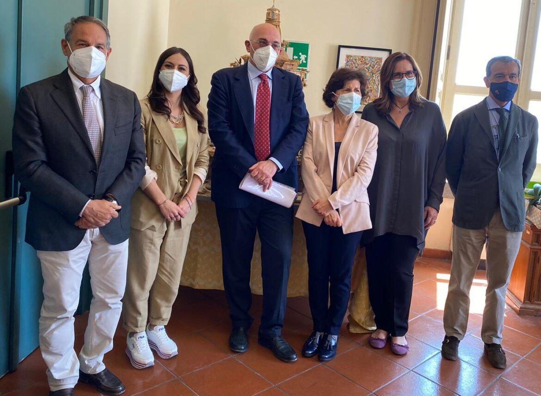 Aversa, al Tribunale di Napoli Nord apre il primo Sportello generalista in Campania per le vittime di tutti i reati