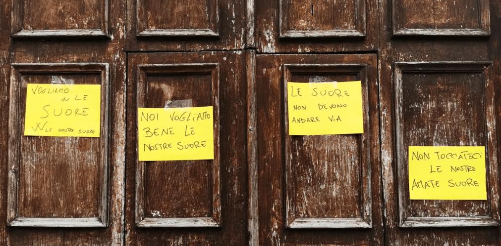 """Orta di Atella, le mamme in difesa delle suore: """"Non chiudete l'asilo del Sacro Cuore"""""""