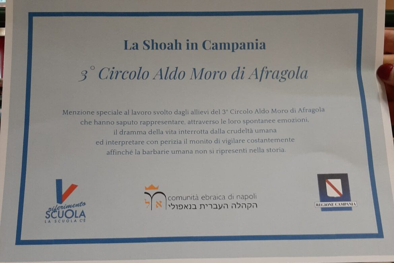 Scuola, Gran successo dell'Aldo Moro di Afragola
