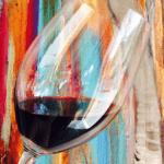Wine art contest