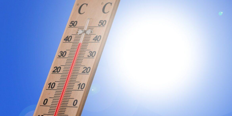 Campania, allarme caldo: possibili tempeste di sabbia
