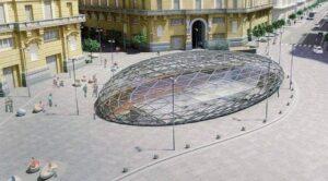 Napoli Metro Duomo pedonalizzazione