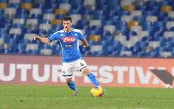 Diego Demme SSC Napoli