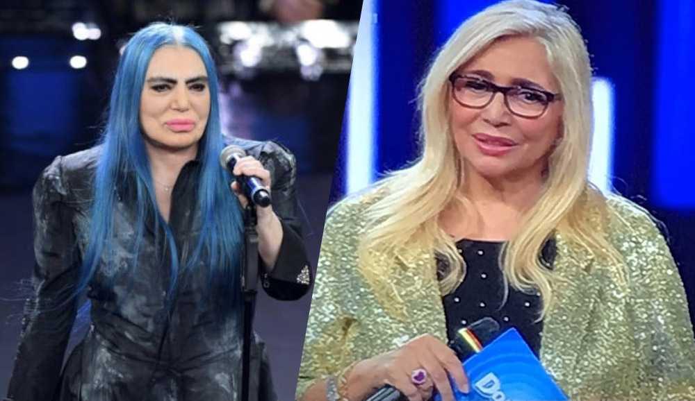 Mara Venier e Loredana Bertè ferme per questioni di salute