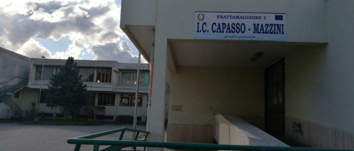 Frattamaggiore, scuola Mazzini: problema viabilità [VIDEO]