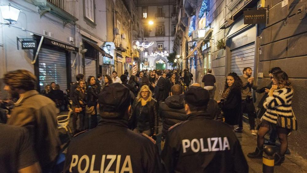 Napoli, si può morire anche di Movida: ferito un 19nne