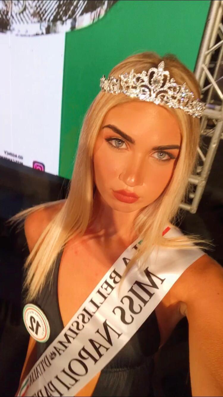 L'EVENTO. Palinuro incorona la napoletana Silveria Tozzoli, che vince la fascia di Miss Partenope Napoli